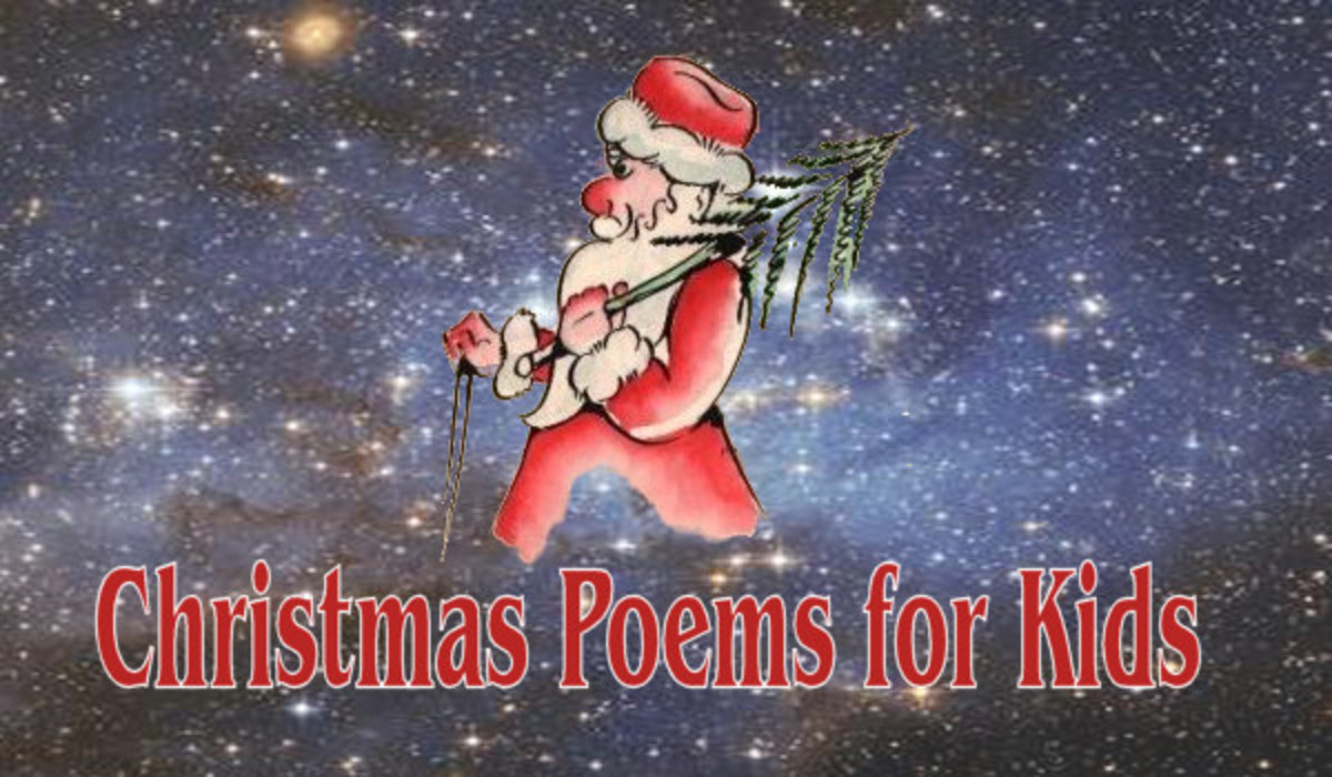 Poems on Christmas for Kids