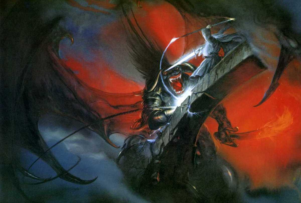 John Howe - Tolkien Art