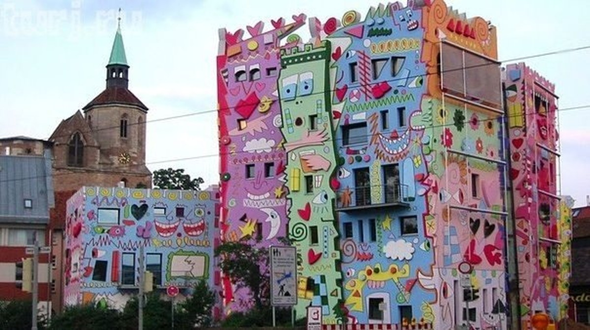 Haus Rizzi - Germany.