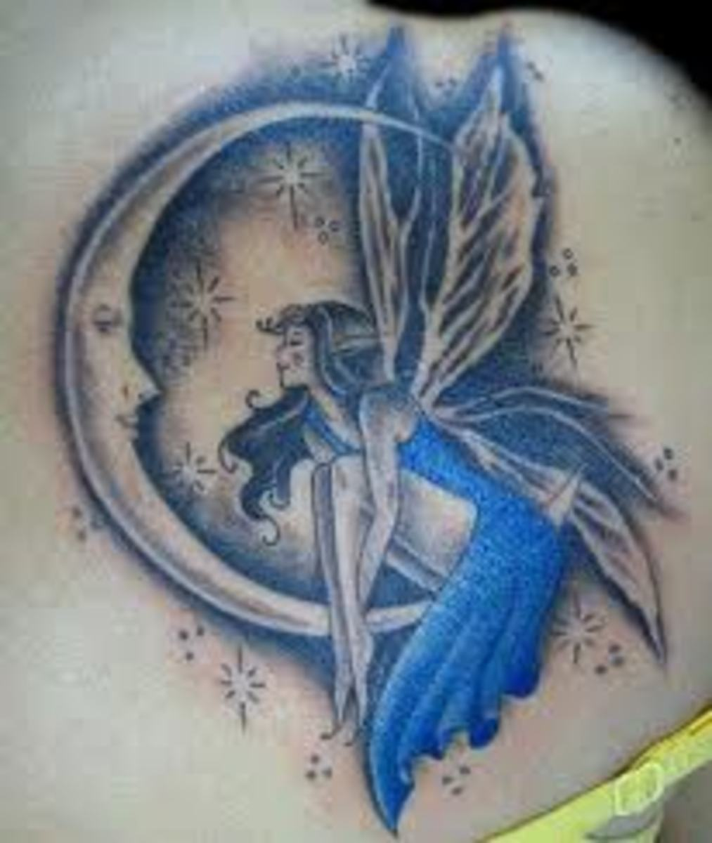 Moon Tattoos And Meanings; Beautiful Moon Tattoos, Designs, And Ideas
