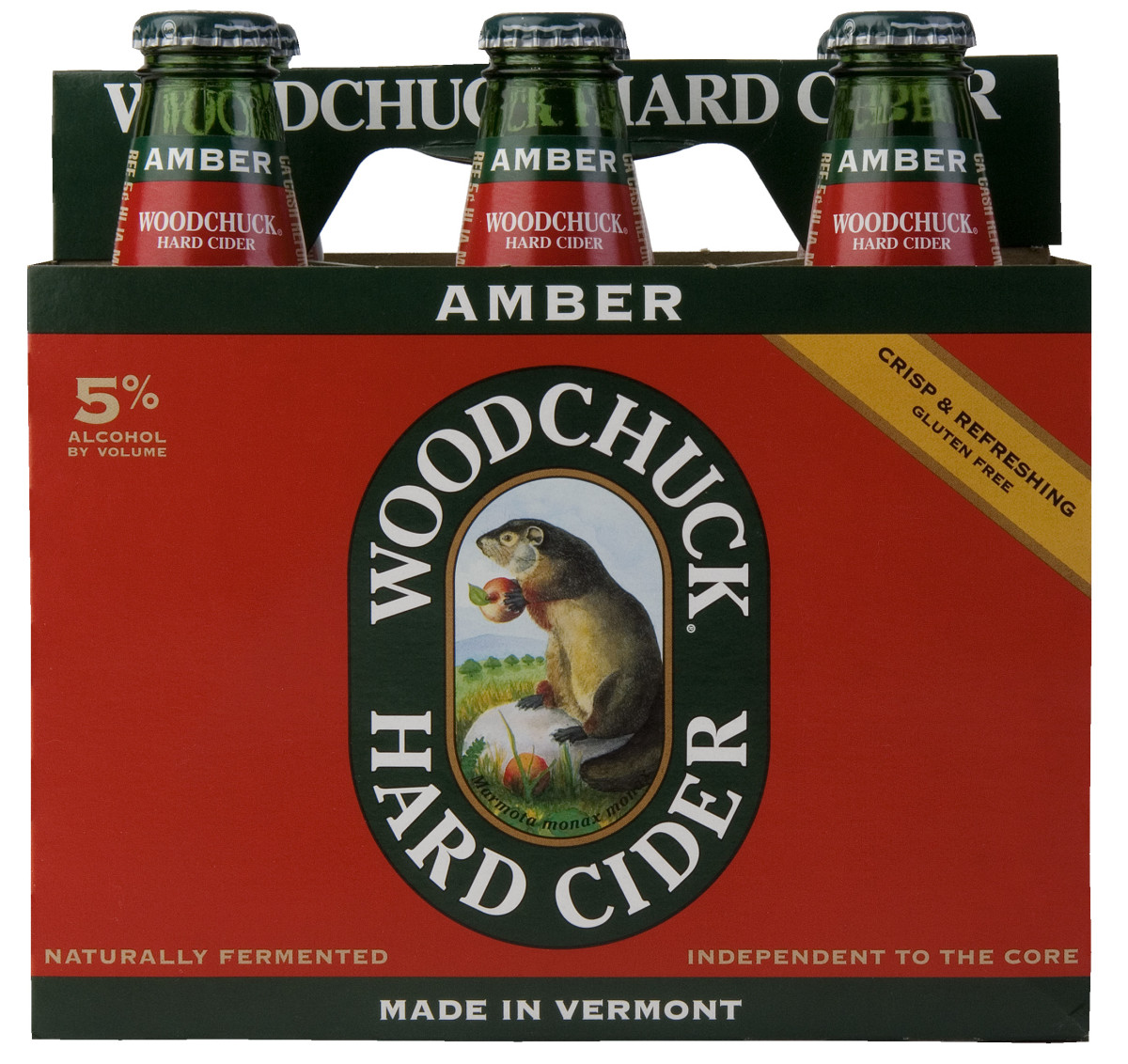 An appropriate drink for Groundhog Day.