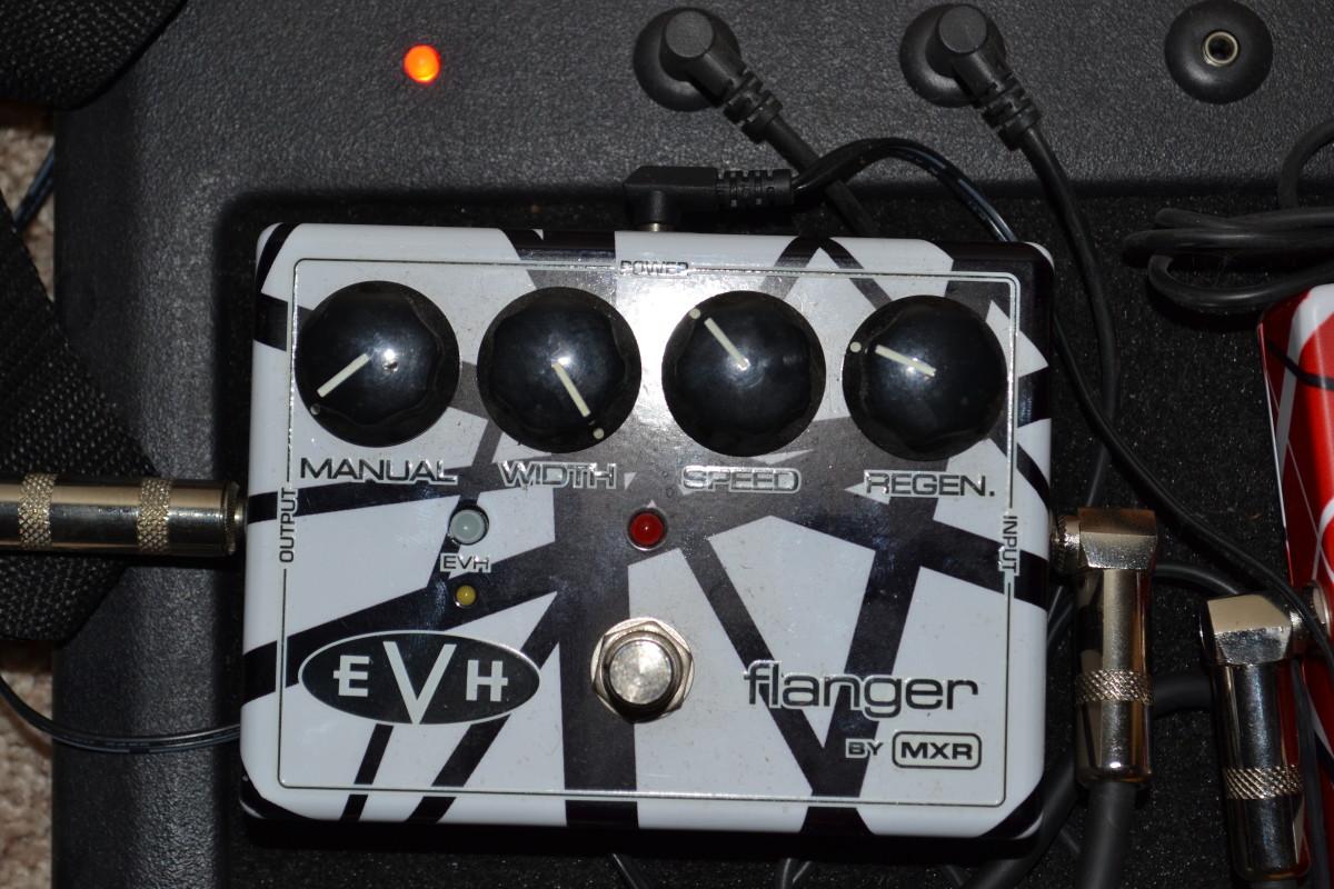 EVH MXR Flanger