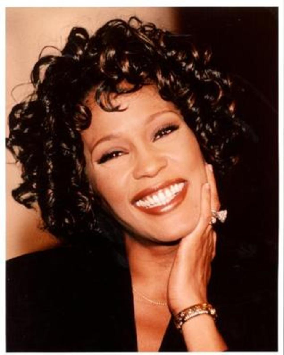 """We all die. The goal isn't to live forever, the goal is to create something that will."" Whitney Houston"