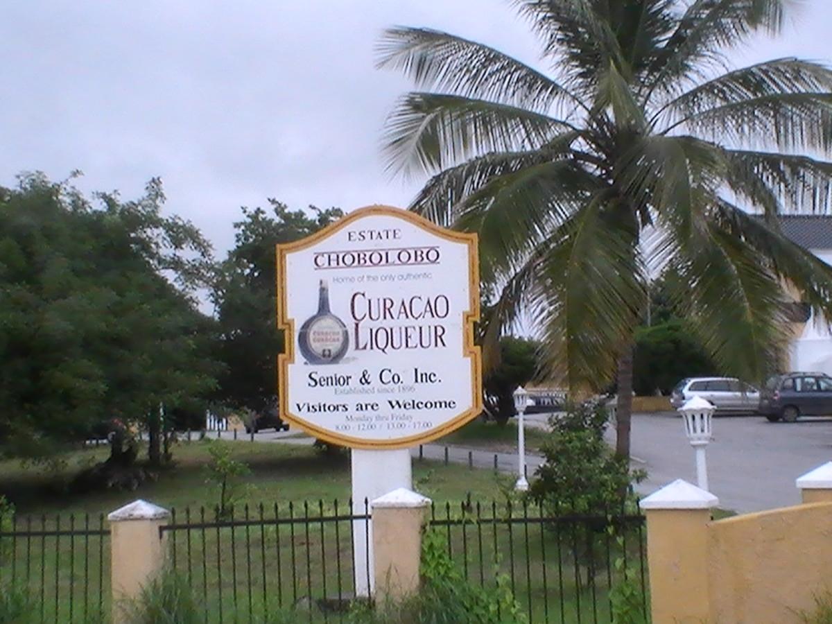 Curacao Liquor Distillery