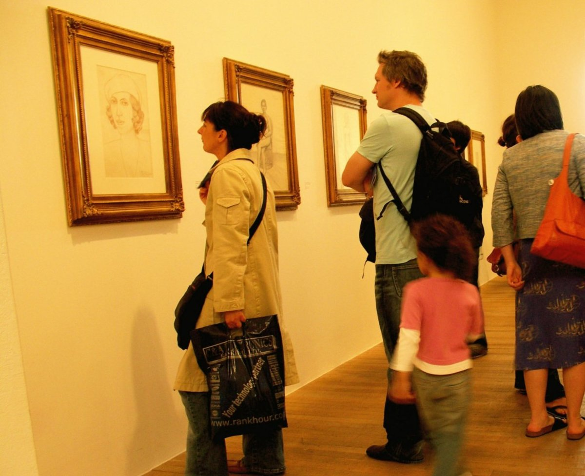 How to be an art connoisseur? A beginner's guide to appreciating and enjoying world of art