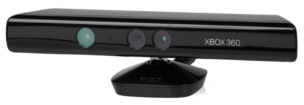 Kinect uses natural user interface