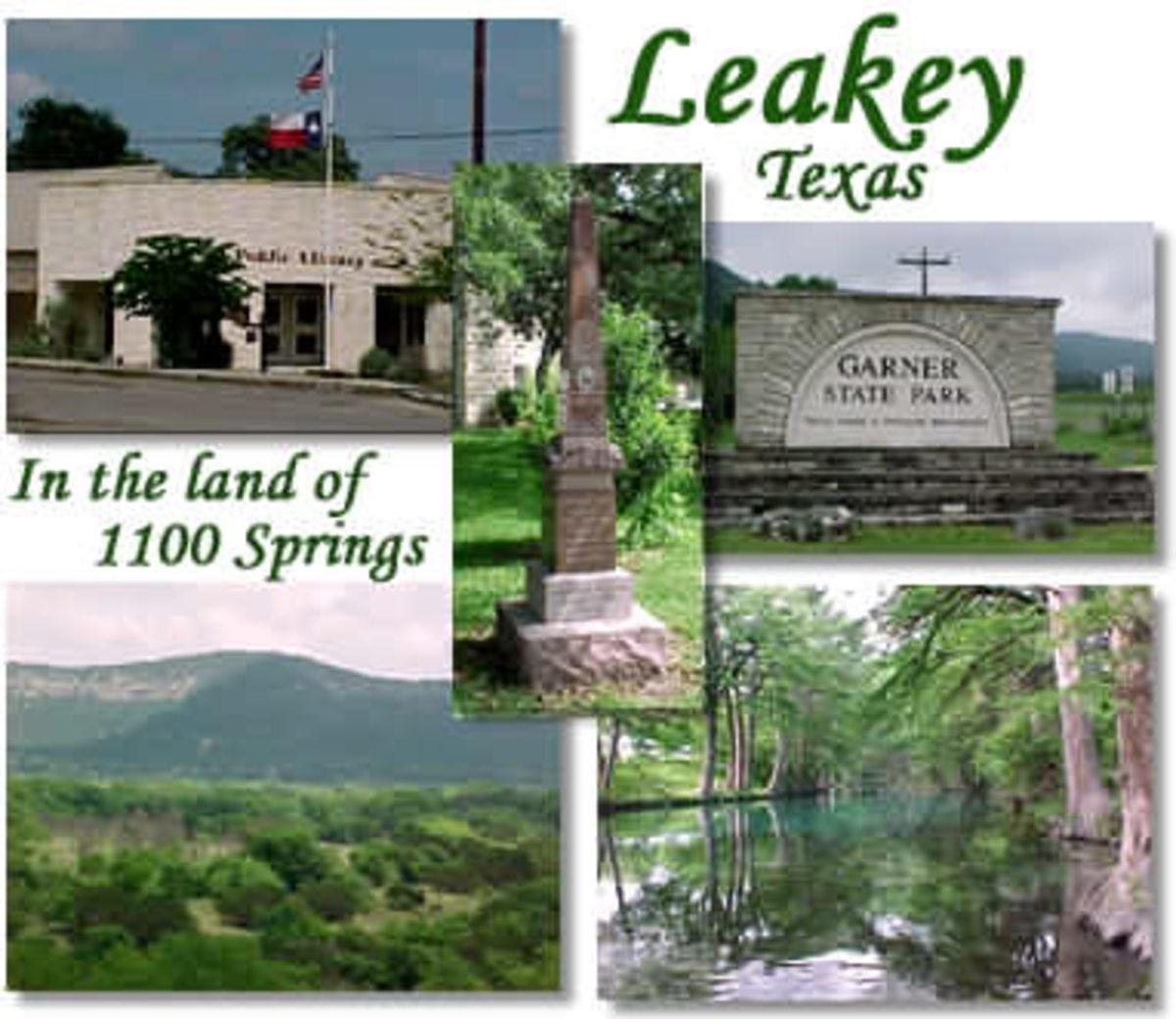 Leakey Texas