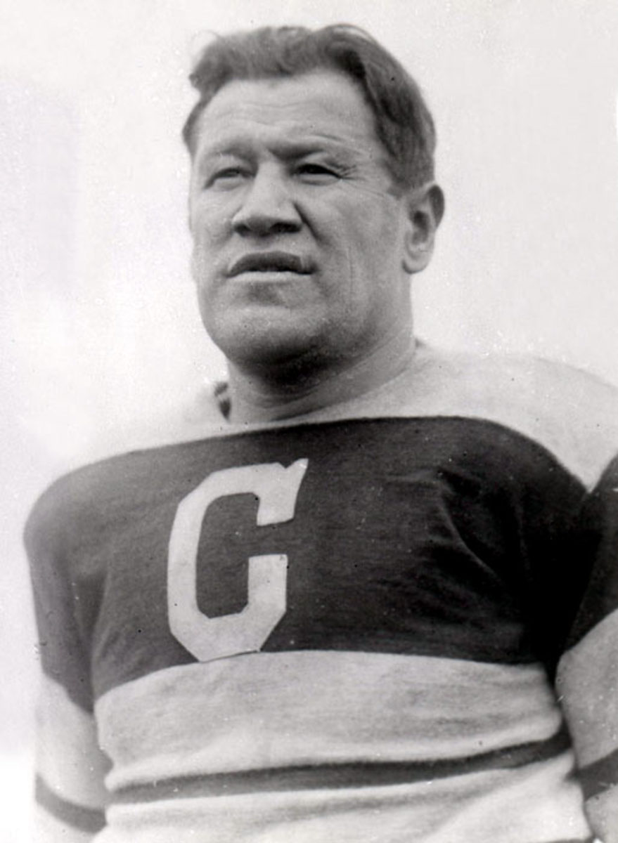 The Greatest Athlete of All Time Jim Thorpe