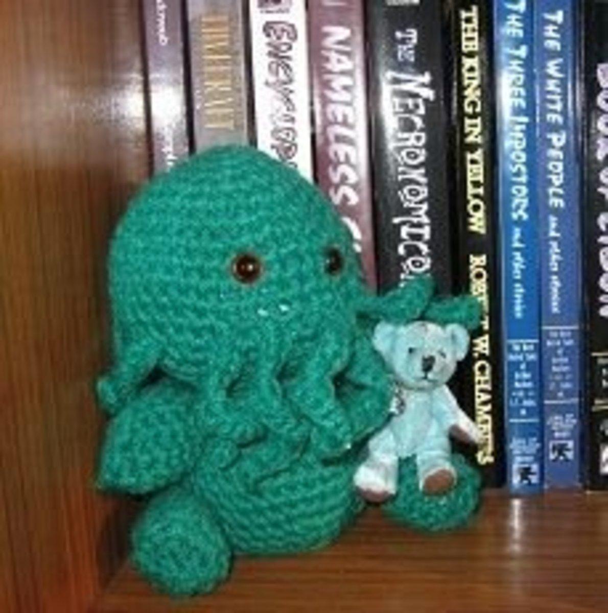 Cthulhu needs hugs too!