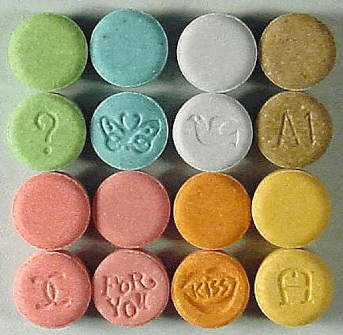It's All The Rave; All About the Drug MDMA (Molly/Mollies)