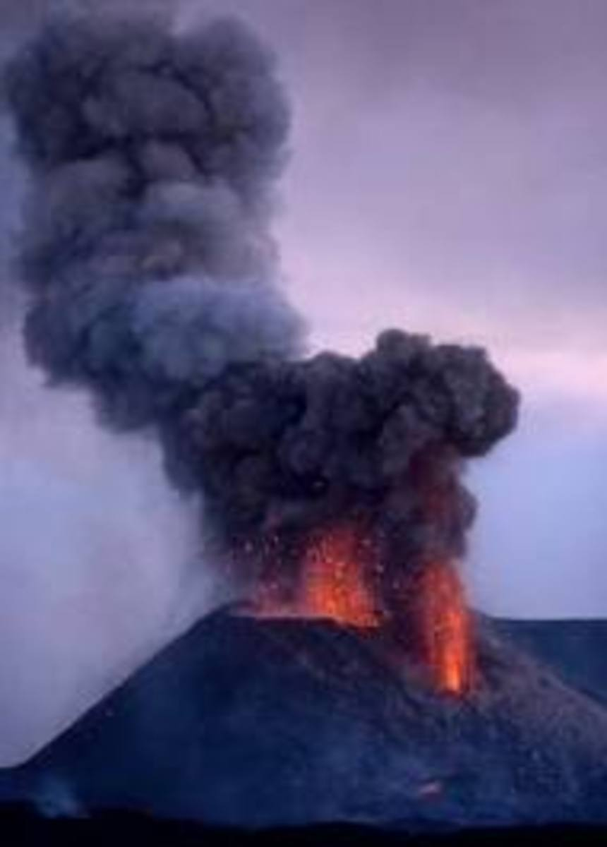 Etna Smoking