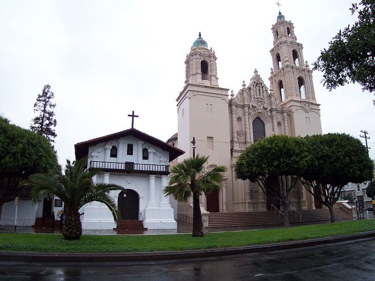 How to Plan a Trip to the California Missions