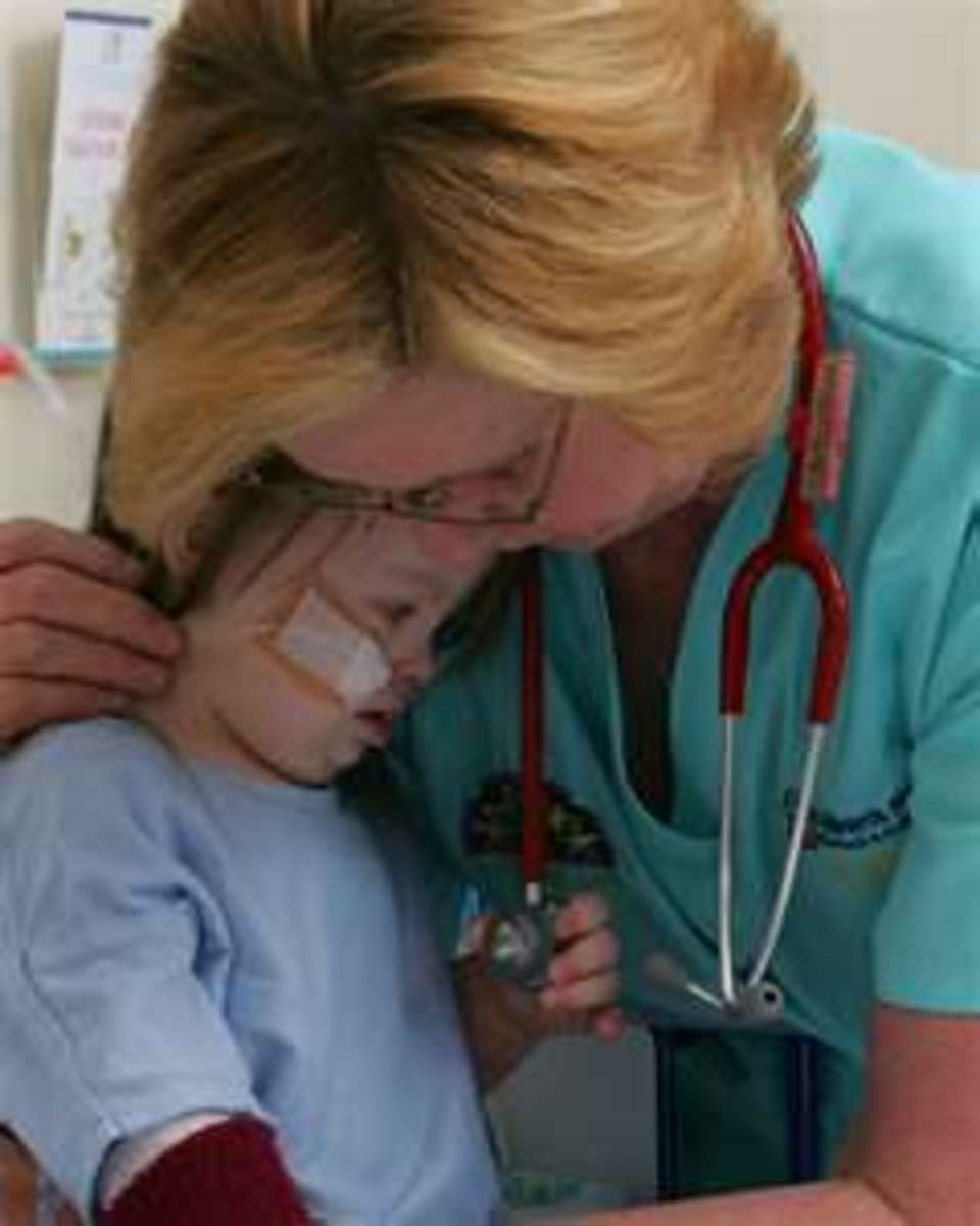 A Nurse's Touch