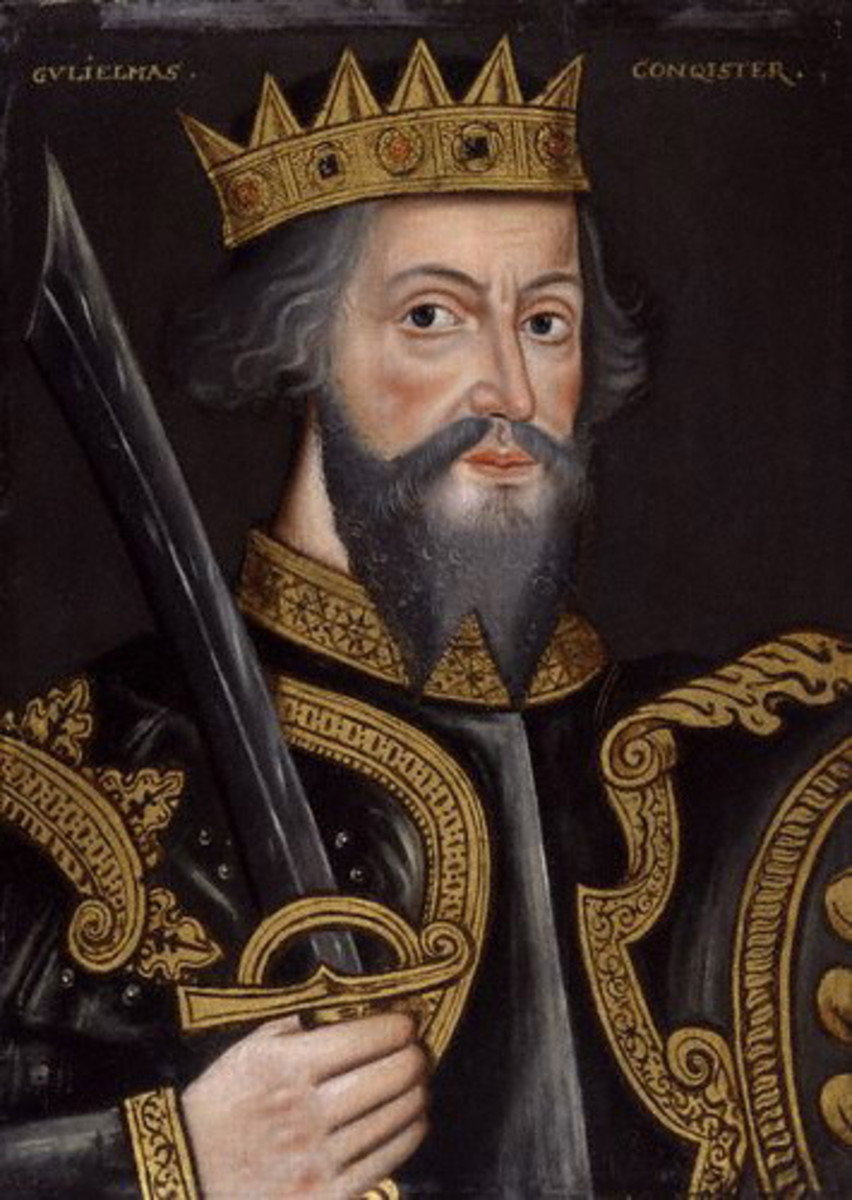The Greatest People in History Series - William the Conqueror