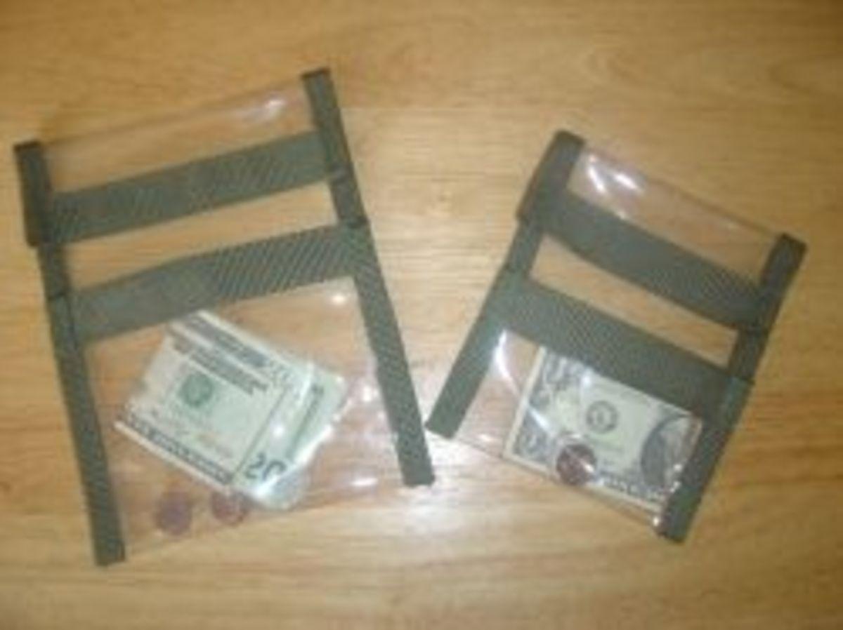 ADOPT ME Pattern - Vinyl Donation Pockets