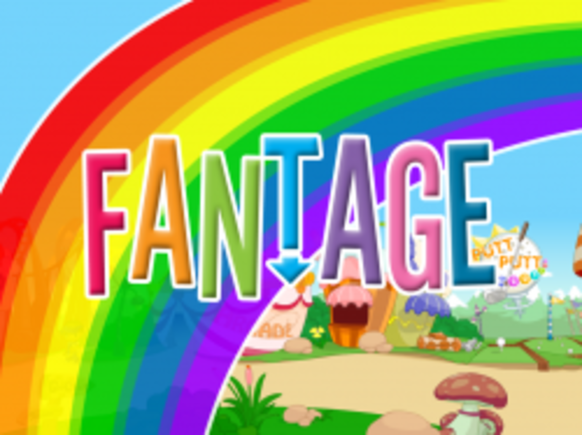 8 Games Like Fantage - Virtual World Games For Kids