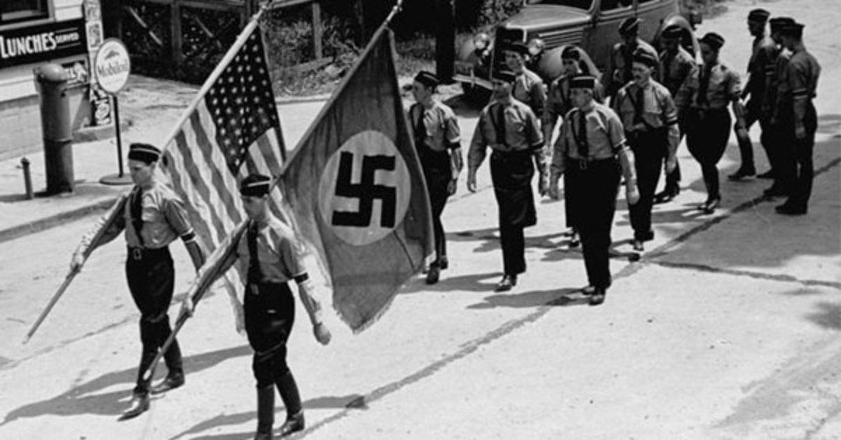 American SS Renegades - the George Washington Legion