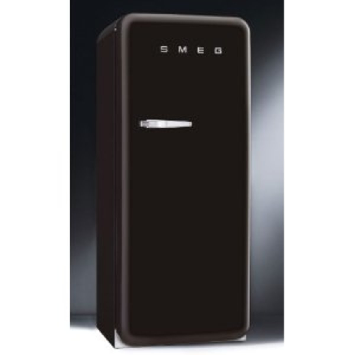 Black beauty - Smeg fridge