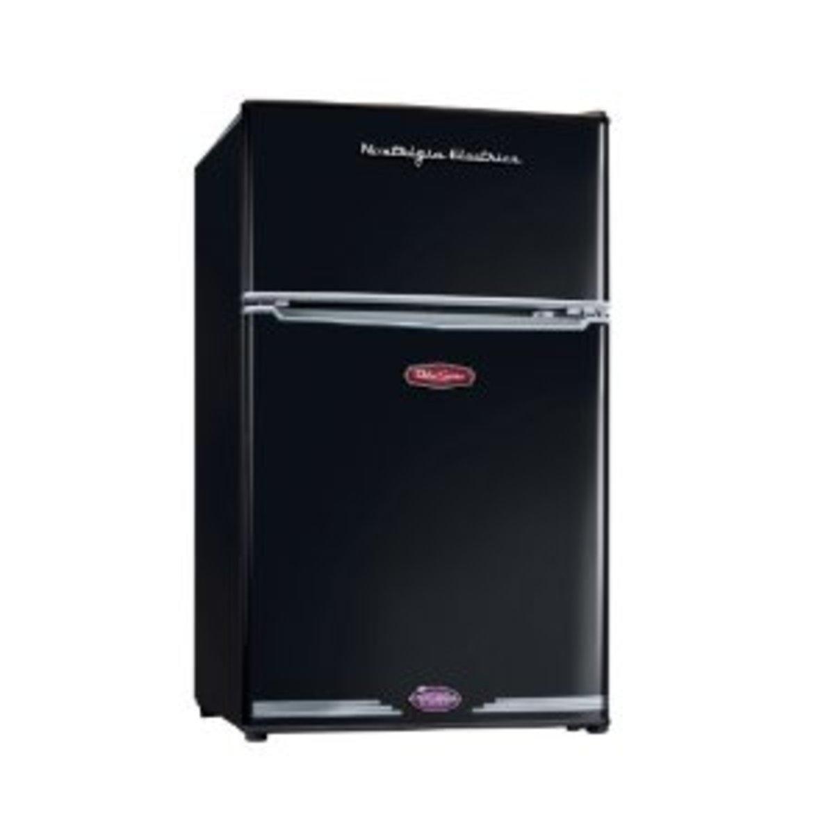 Nostalgia Electrics compact fridge