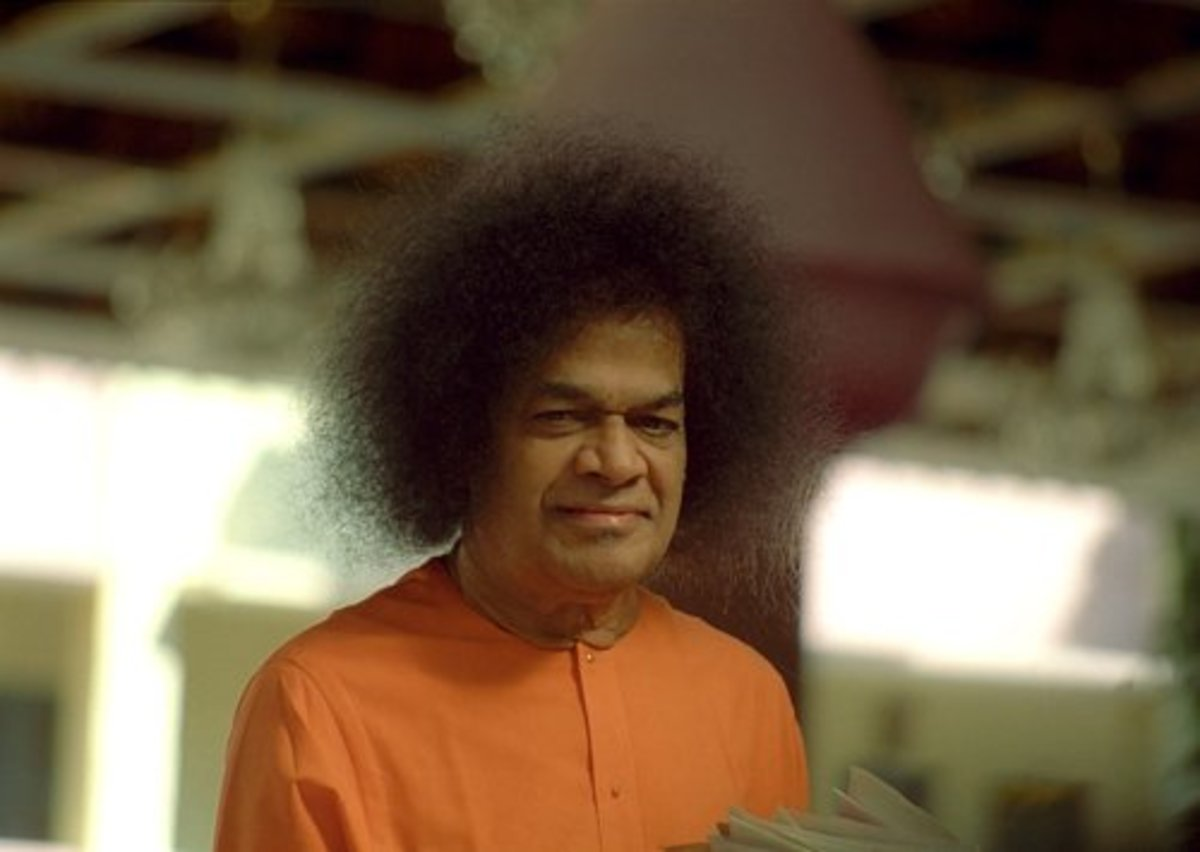 Nourishing blood with love - The haemometer episode with my Master Bhagawan Sri Sathya Sai Baba