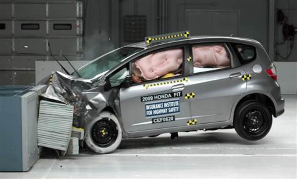 If a crash test is performed on each and every car, there would be none left to drive!