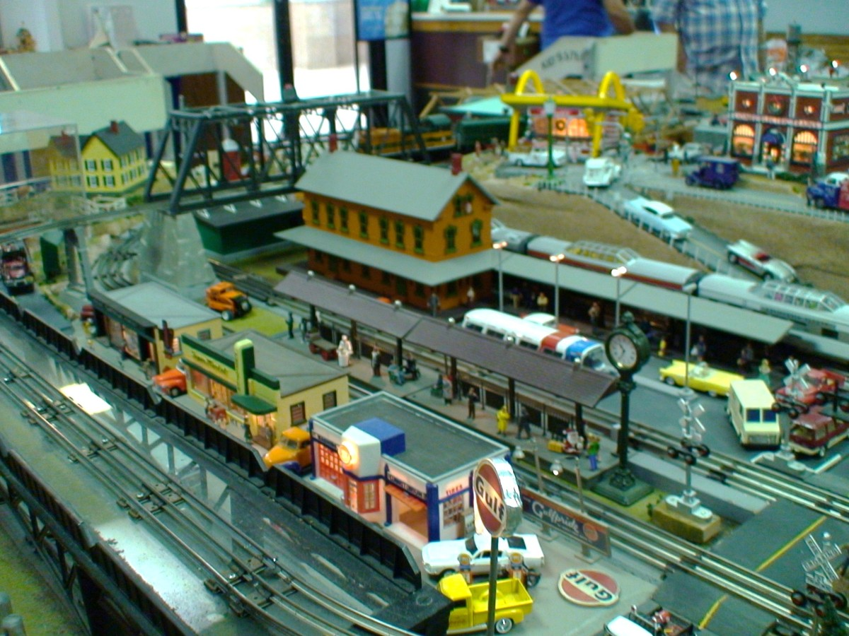 how to design a model railway