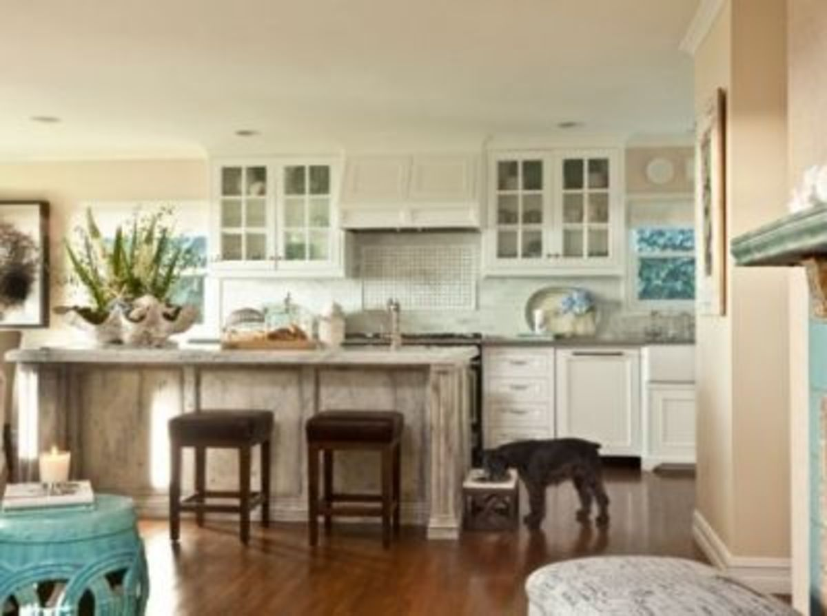 Beach Decor Kitchen