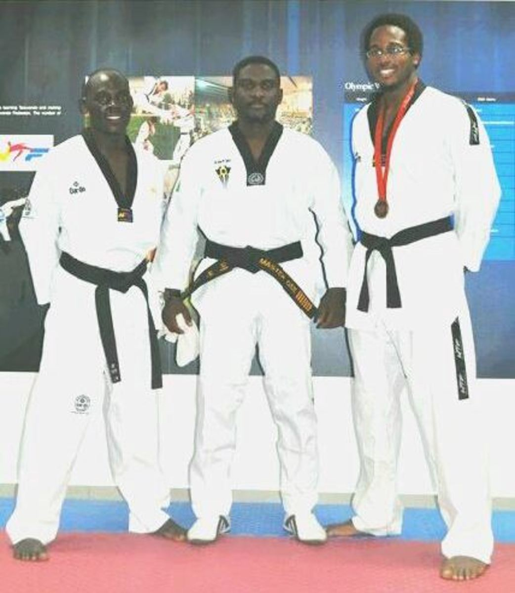 Sports History: Team Nigeria In The London Olympics 2012