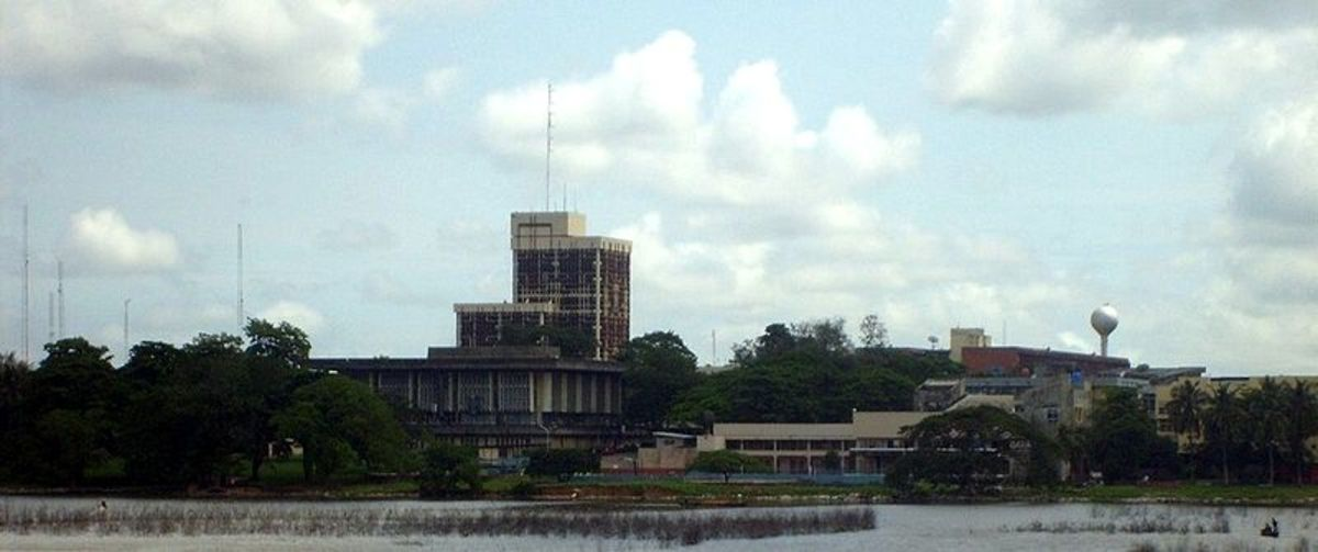 A view of the University of Lagos