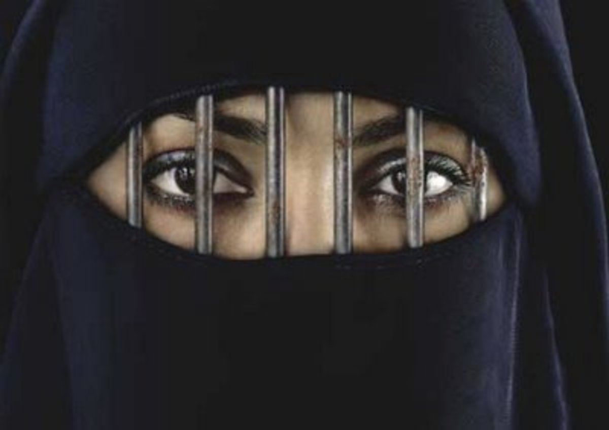 Saudi Arabia Women, the Most Disadvantaged Women with no Democratic Rights, Education Rights and Basic Human Rights