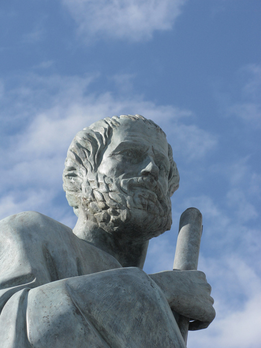 Aristotle said we make our best logical decisions when we consider all relevant factors.