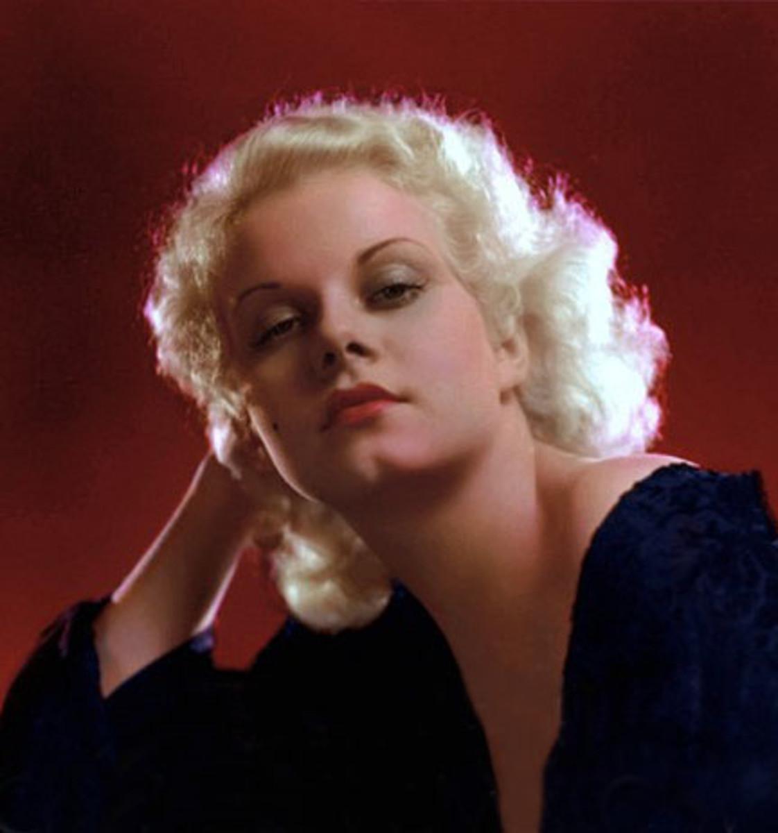 Jean Harlow, 30s Goddess, Paul Bern