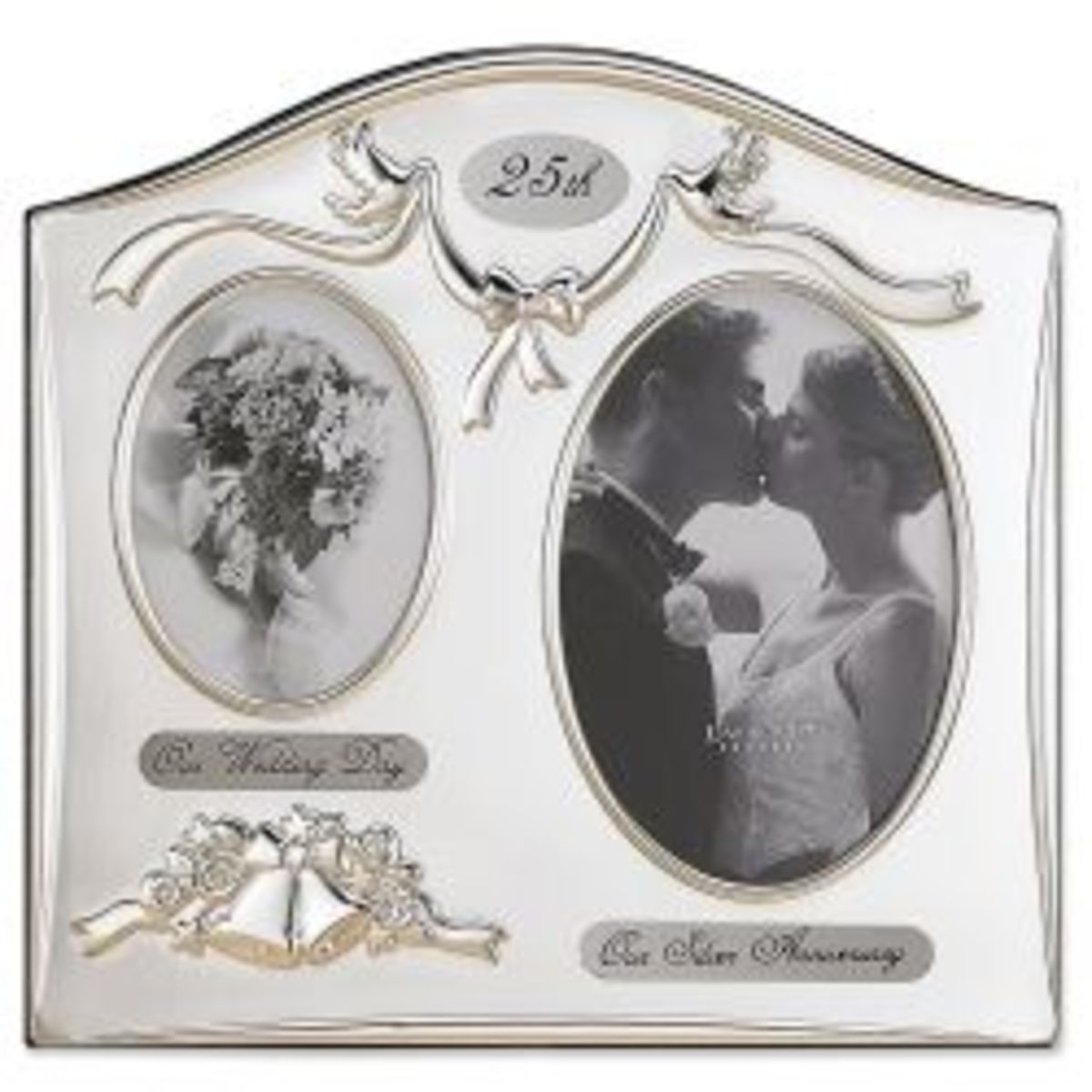25th anniversary design picture frame - 25th Wedding Anniversary Gifts