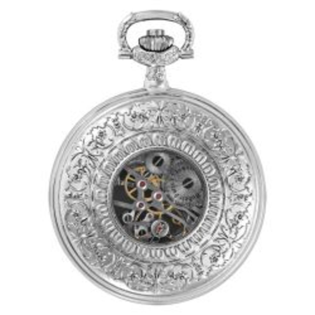 Sterling Silver Pocket Watch