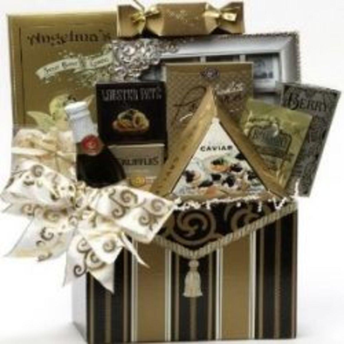 Wedding Anniversary Gift Box