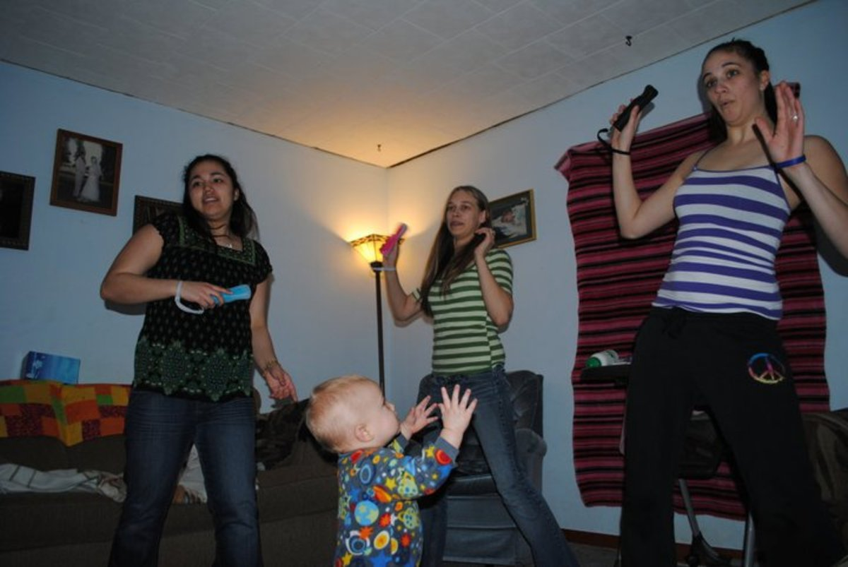 Wii Just Dance 2: An Easy Workout Plan From Home