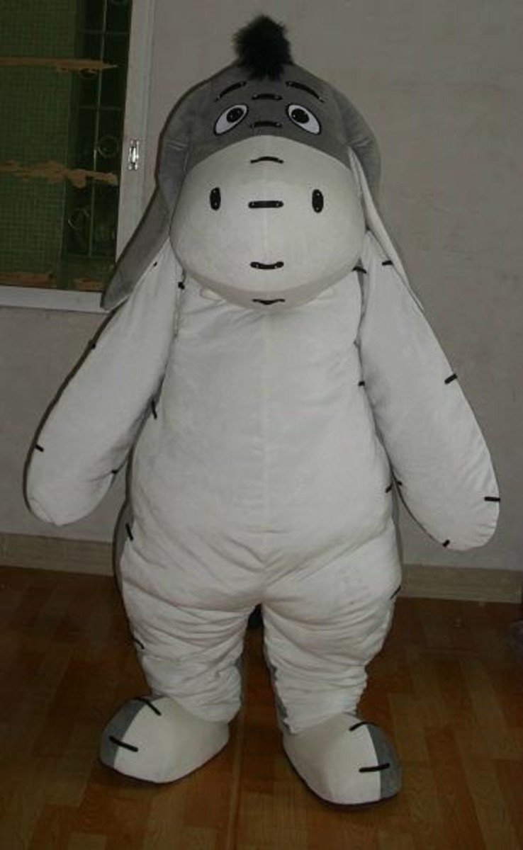 Eeyore Costume Ideas Hubpages