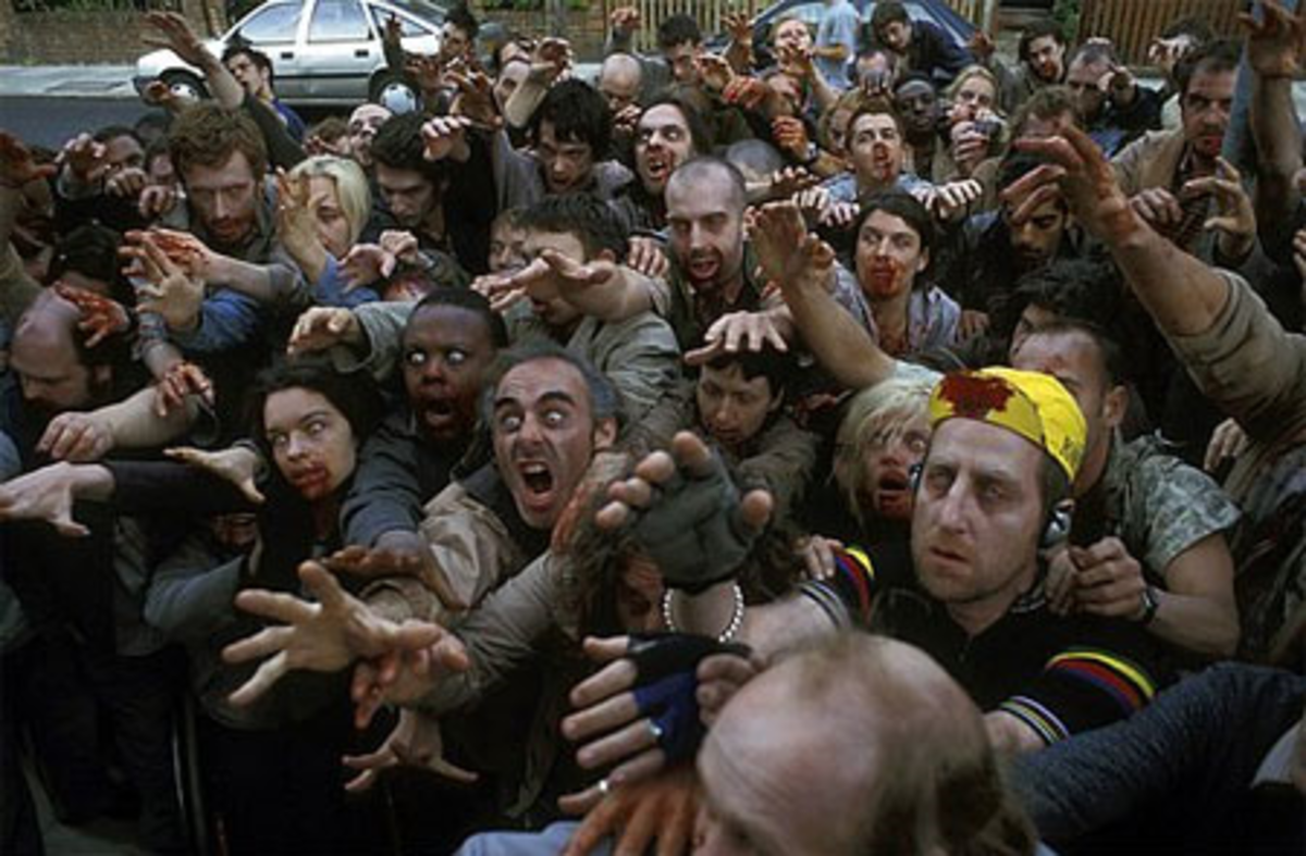 Why A Zombie Outbreak (Apocalypse)  Will Never Happen