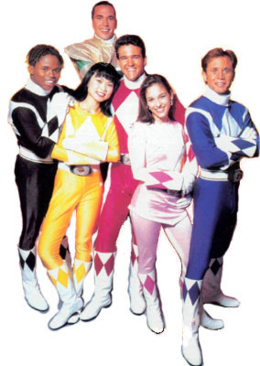 """Mighty Morphin Power Rangers"": Original actors, the characters they portrayed, and their post ranger lives."