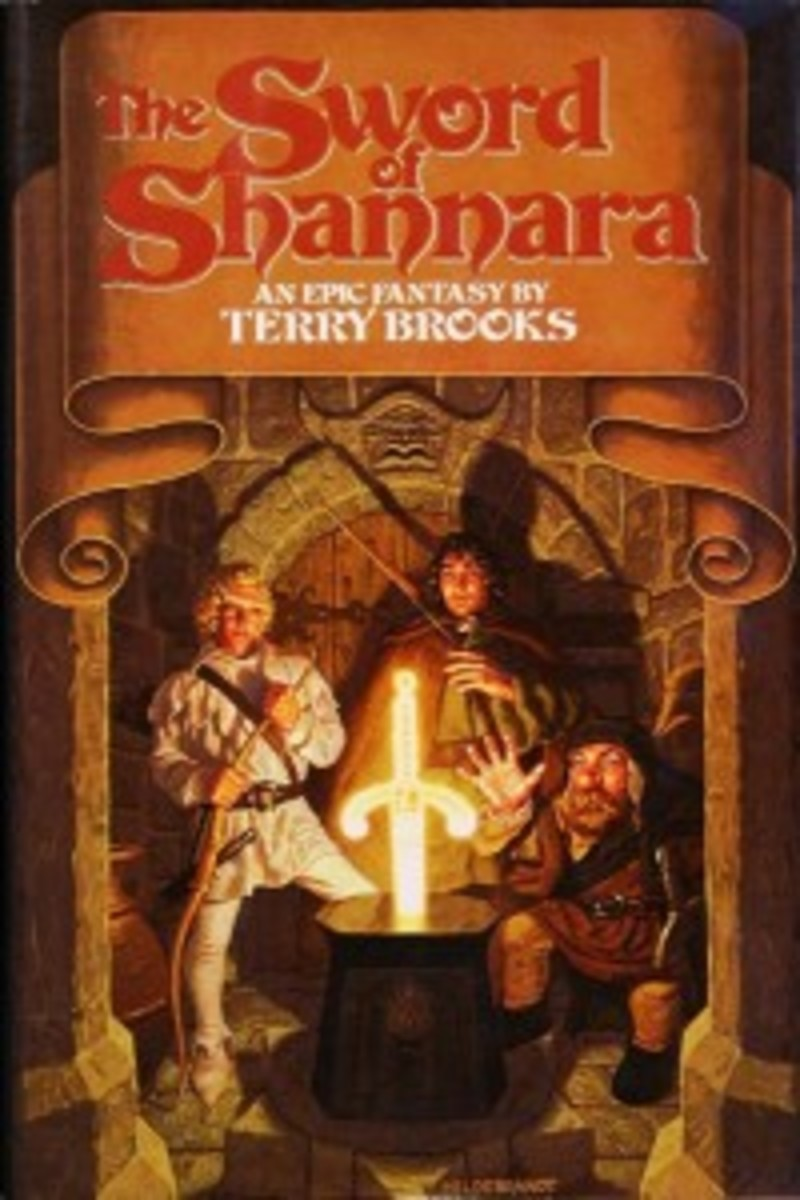 Book Review: The Sword of Shannara by Terry Brooks