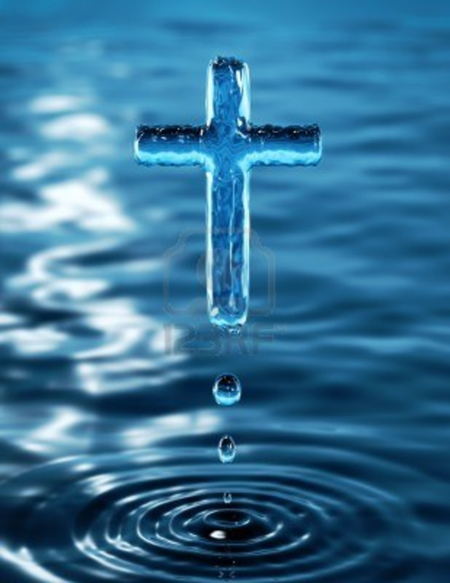 Water in religion