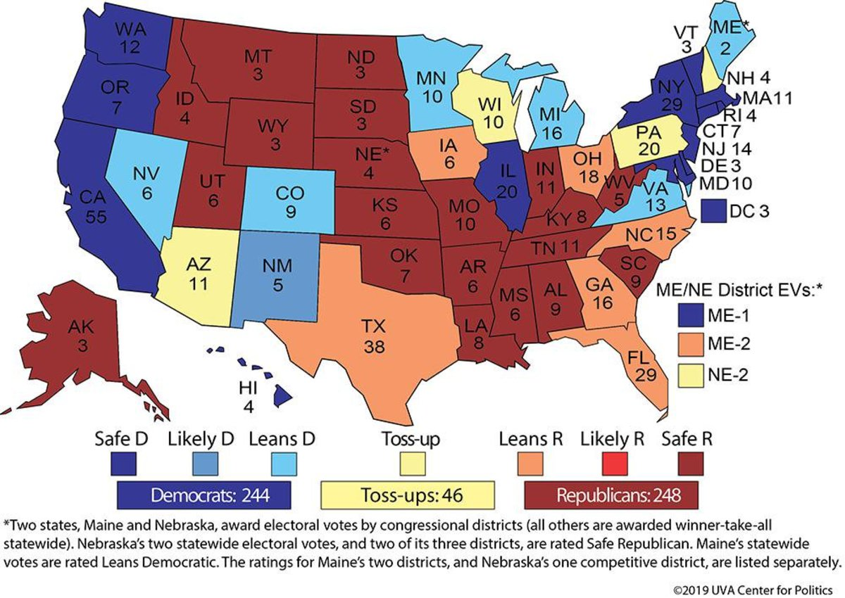 how-does-the-electoral-college-work-which-states-have-the-most-electoral-votes