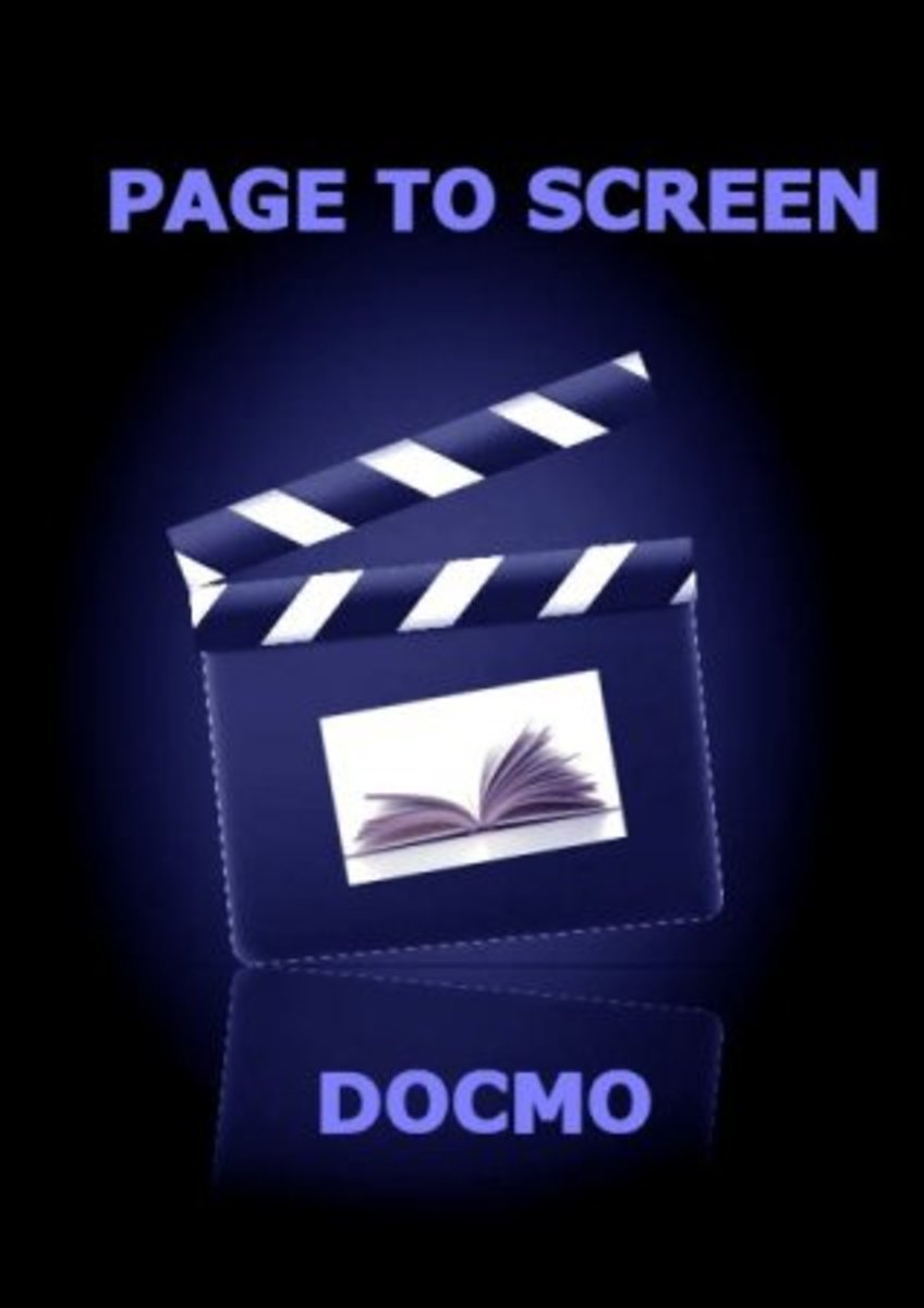 Page to Screen: Top Books to Movies 2012 #3