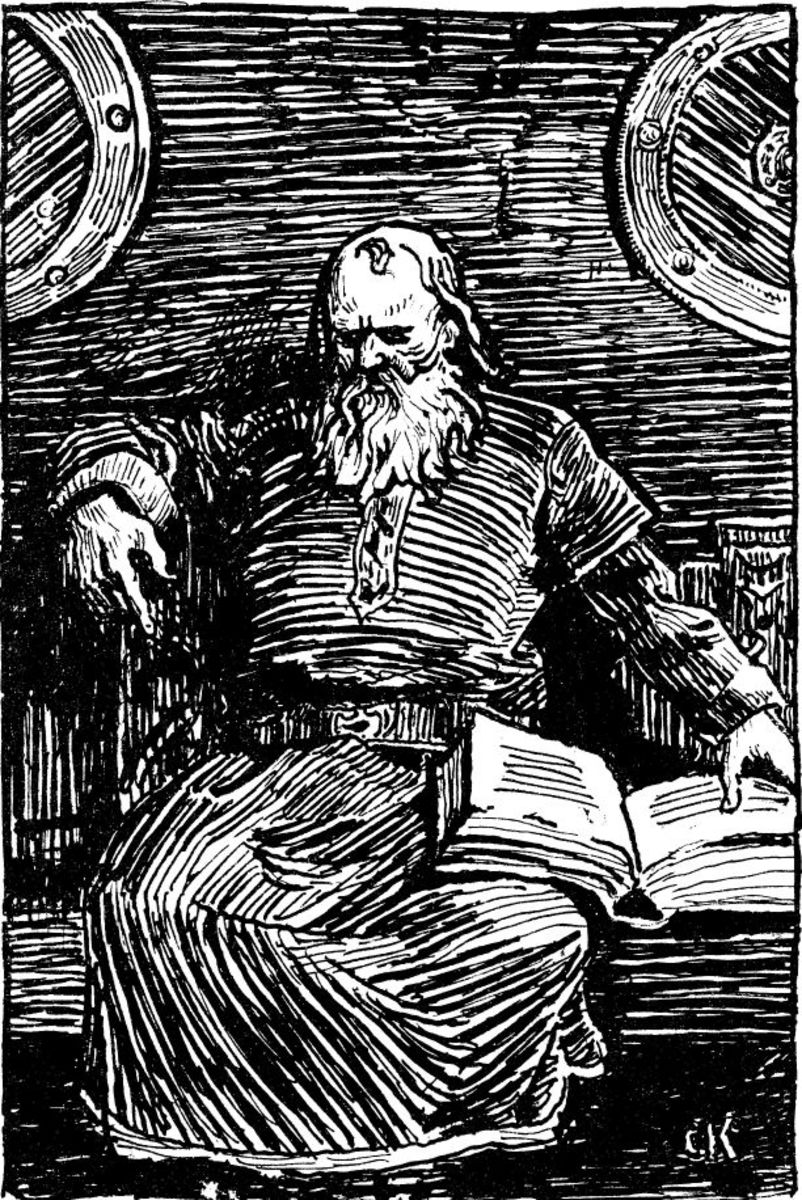 Without the writing of Snorri Sturlusson much of Iceland's and Scandiavia's received oral history would have been lost