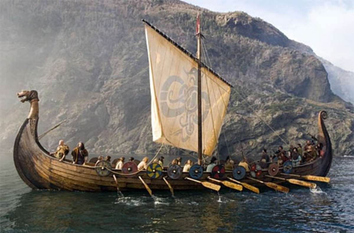 VIKING - 32: WHO WERE THE VIKINGS. What Catapulted Them To The Forefront Of History?