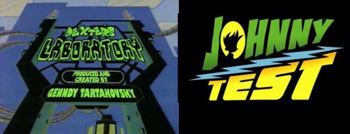 Cartoon Network: Dexter's Lab vs. Johnny Test