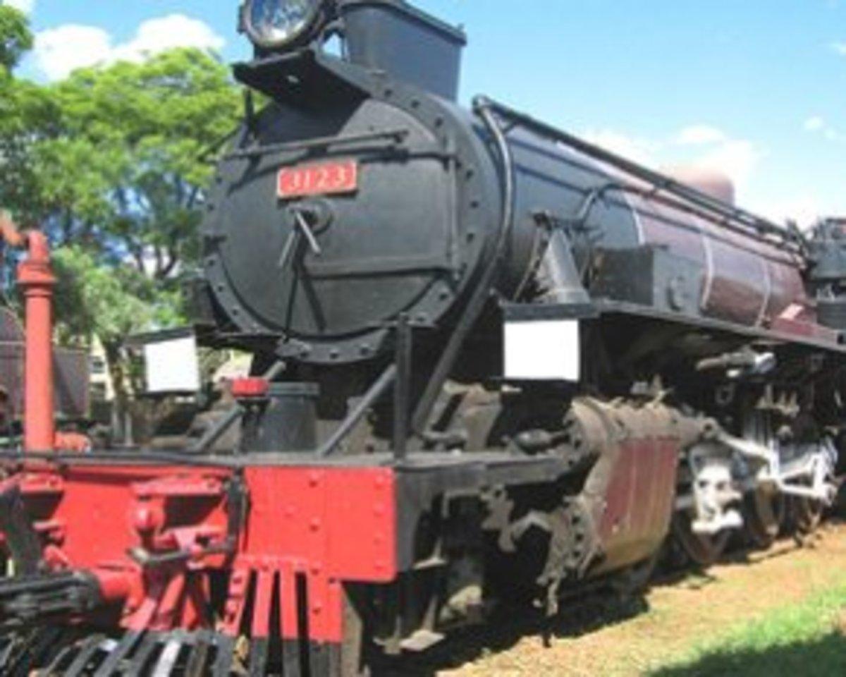 Nairobi Railway Museum, Kenya