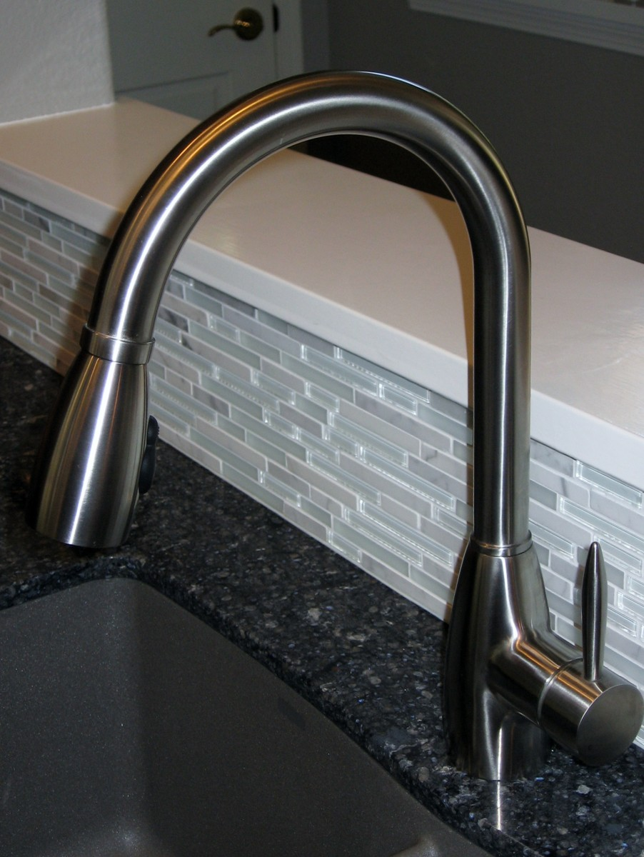 Best Stainless Steel Kitchen Faucet?