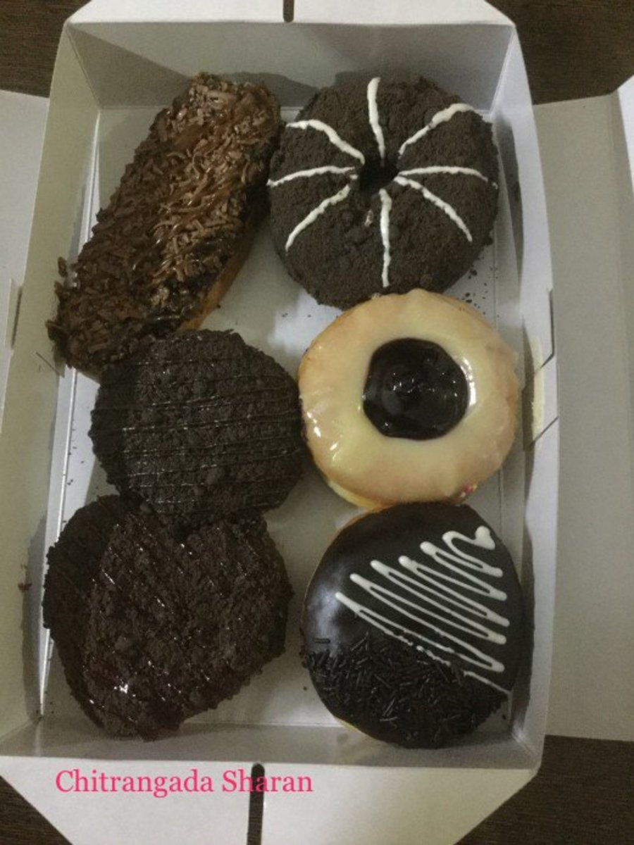 Children love donuts