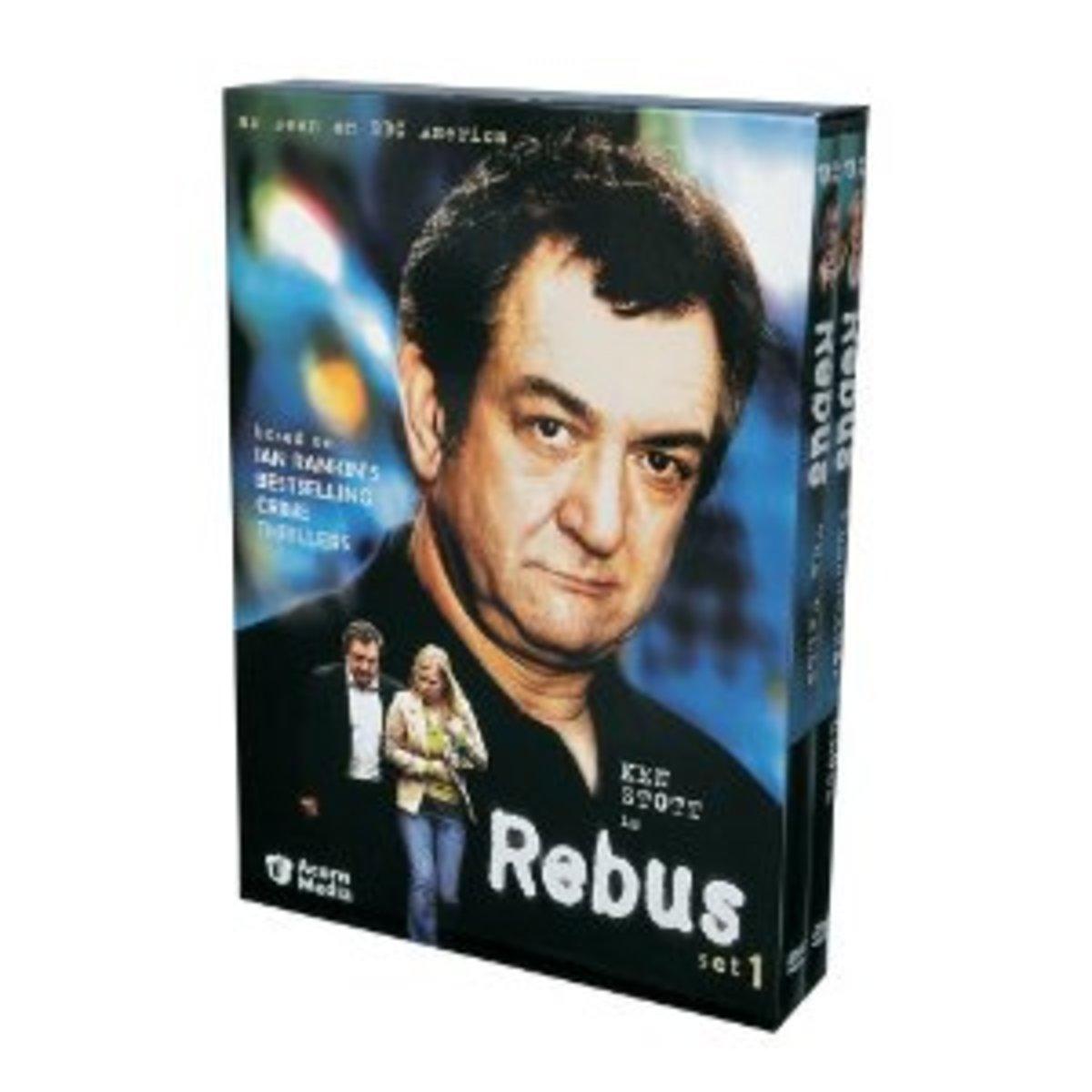 Ken Stott as Inspector Rebus